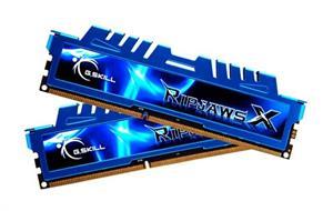 G.SKILL RipjawsX DDR3 8GB (4GB x 2) 2133MHz CL9 Dual Channel Desktop Ram